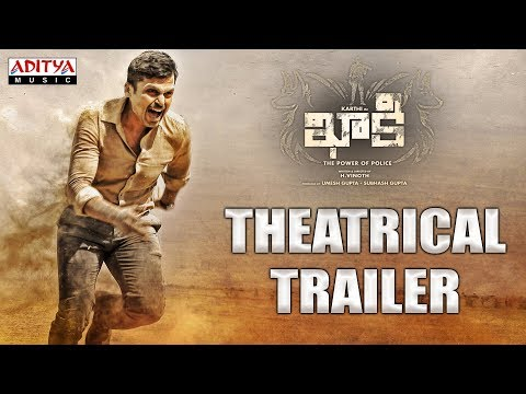 Khakee Movie Theatrical Trailer