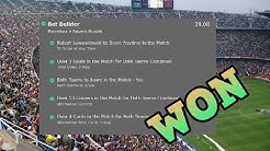 HOW TO USE BET BUILDER ON BET365 - HOW TO BEAT BOOKIES - FIXED ODDS  - LIVERPOOL - BRIGHTON