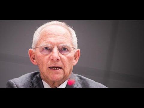 Interview: Wolfgang Schäuble kritisiert erneut Flüchtingspolitik von Angela Merkel