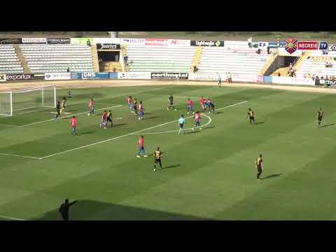 RESUMO RD ÁGUEDA 0 - 0 L.LOUROSA FC - 27ª JORNADA DO CP - SÉRIE B