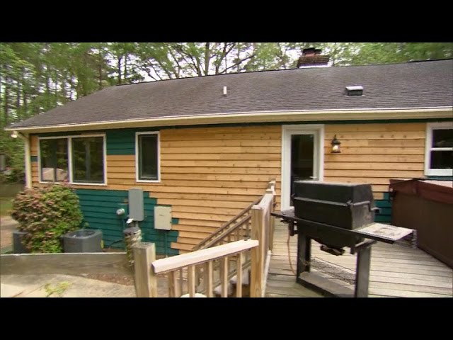 """N.C. family sues HGTV show for \""""disastrous\"""" home makeover"""