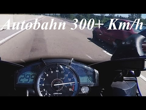 Yamaha R1 - TOP Speed 330+ Km/h