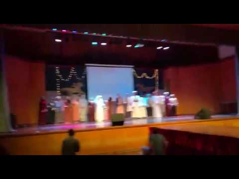 Fashion show , a day in arabia ( ucsi ) part 6