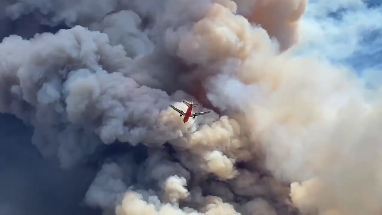 Silverado Fire Prompts Evacuation of Thousands in California