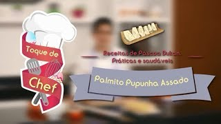 Toque De Chef Dukan (especial Páscoa) - Palmito Pupunha Assado