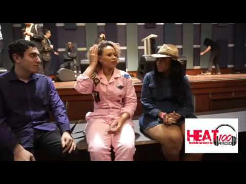 Simply Monica & Joey Mannarino Interview Elle Varner in Phil