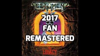 Testament - Alone In The Dark [2017 Fan Remastered] [HD]