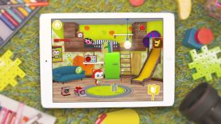 Gocco Playroom - Fun & Interactive Playhouse for Kids By SMART EDUCATION, LTD.