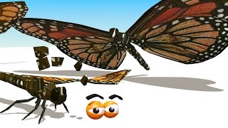 cube builder for kids hd build a monarch butterfly aapv