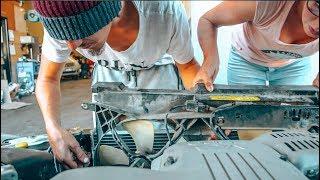 Wir reparieren unser Auto selber & Job-Update! I Australien I Weltreisevlog #44