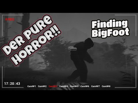 Finding Bigfoot # 1 - Alles voll geschissen
