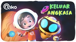 Download Lagu Anak Terbaru: KELUAR ANGKASA  - Riko The Series Season 02 - Episode 03