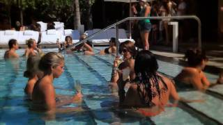 Sander van Doorn in Miami 2011 | DJ tour movie