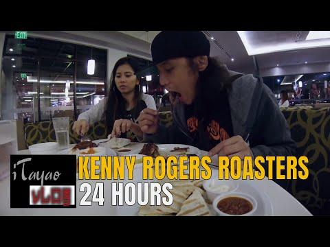 Nagutom kami ng madaling araw: KENNY ROGERS ROASTERS