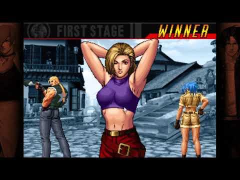 King of Fighters '98 Ultimate Match Final Edition bateu a vontade de surrar ... |