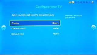 Як поміняти регіон на Samsung смарт TV для F і серії J