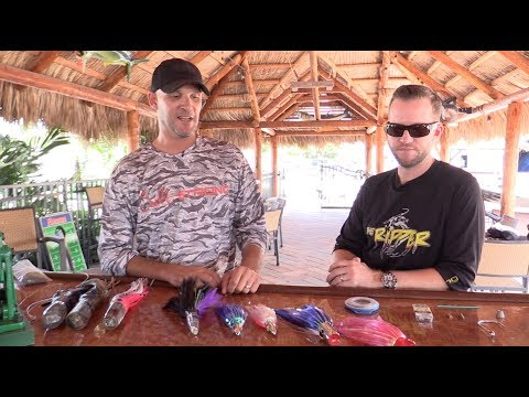 Must-Have Offshore Bluewater Trolling Lures (featuring Team Ripper)