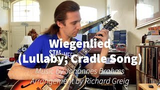 Brahms' Lullaby - arrangement by Richard Greig