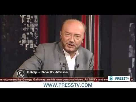 George Galloway and the Jewish nation of South Africa   priceless
