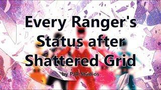 Who survived Shattered Grid? (Boom Studio