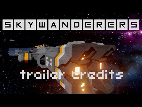 Skywanderers Trailer Ship Credits