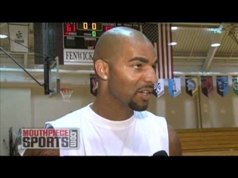 Carlos Boozer Talks About Playing for the Chicago Bulls