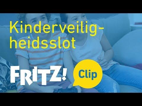 FRITZ! Clip – Online-tijden vastleggen met het kinderveiligheidsslot