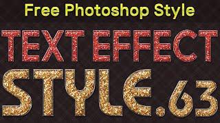 text effect 악세사리 포토샵효과 스타일