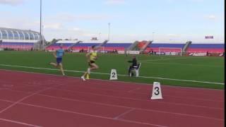 Бег, 800 м, финал