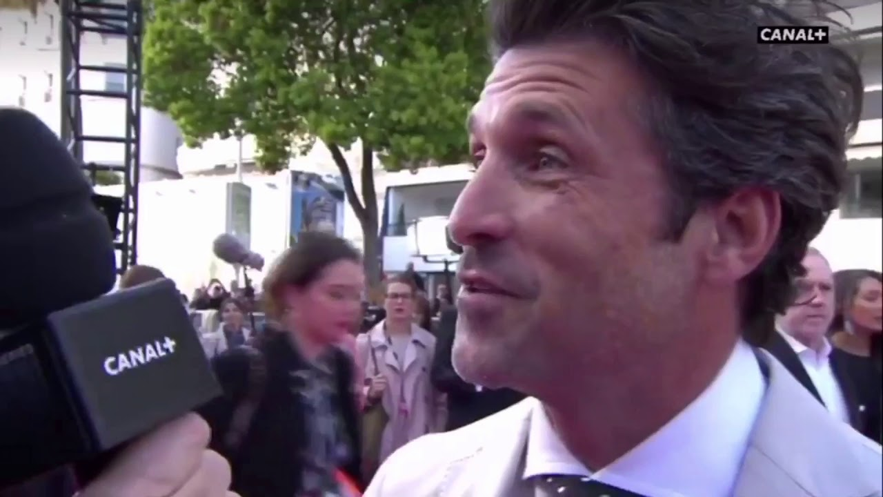 Patrick Dempsey Interview At Cannesseries On The Truth About The Harry Quebert Affair