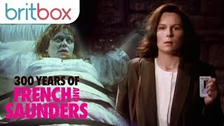 Hilarious Classic Film Parodies By French and Saunders | 300 Years of French and Saunders