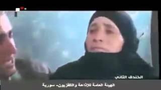 Сирия.Встреча солдата с матерью