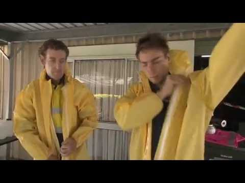 Meth Testing Kits by Meth Lab Cleaners Australia - Channel 9 News