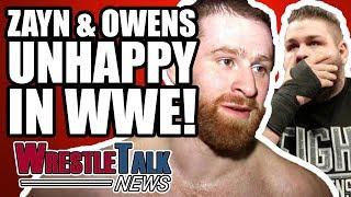 Kevin Owens & Sami Zayn SENT HOME From WWE Smackdown Tour! | WrestleTalk News Nov. 2017