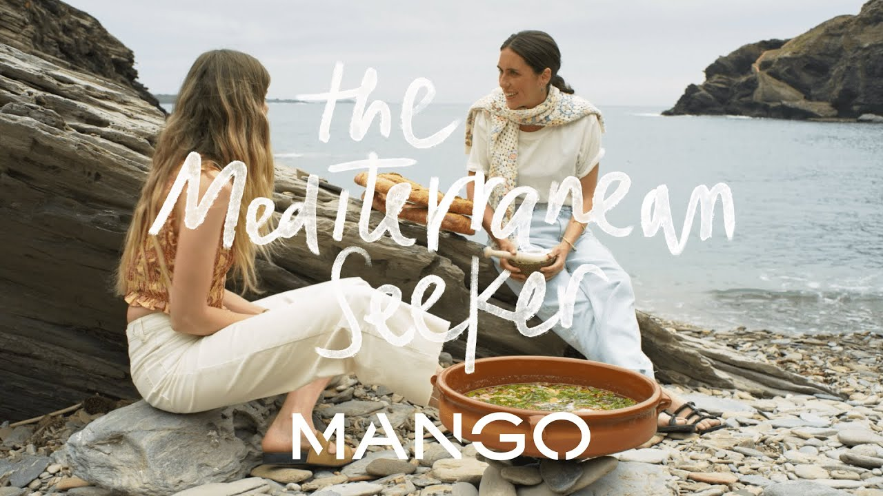 THE MEDITERRANEAN SEEKER hosted by VERONIKA HEILBRUNNER | Chapter 3 COSTA BRAVA | MANGO