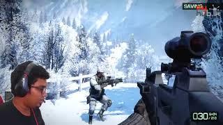 Battlefield Bad Company 2 Sinhala gameplay