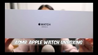 ASMR (Whispered) Apple Watch Unboxing