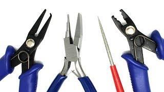 Инструменты и приспособления для изготовления бижутерии обзор