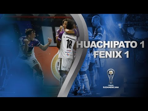 Huachipato Fenix Goals And Highlights