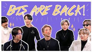 BTS Comeback on CRACK