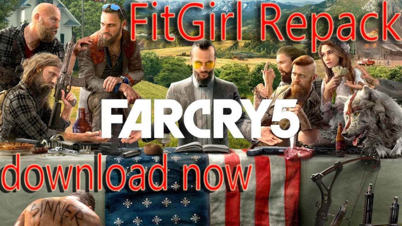Farcry 5 fitgirl