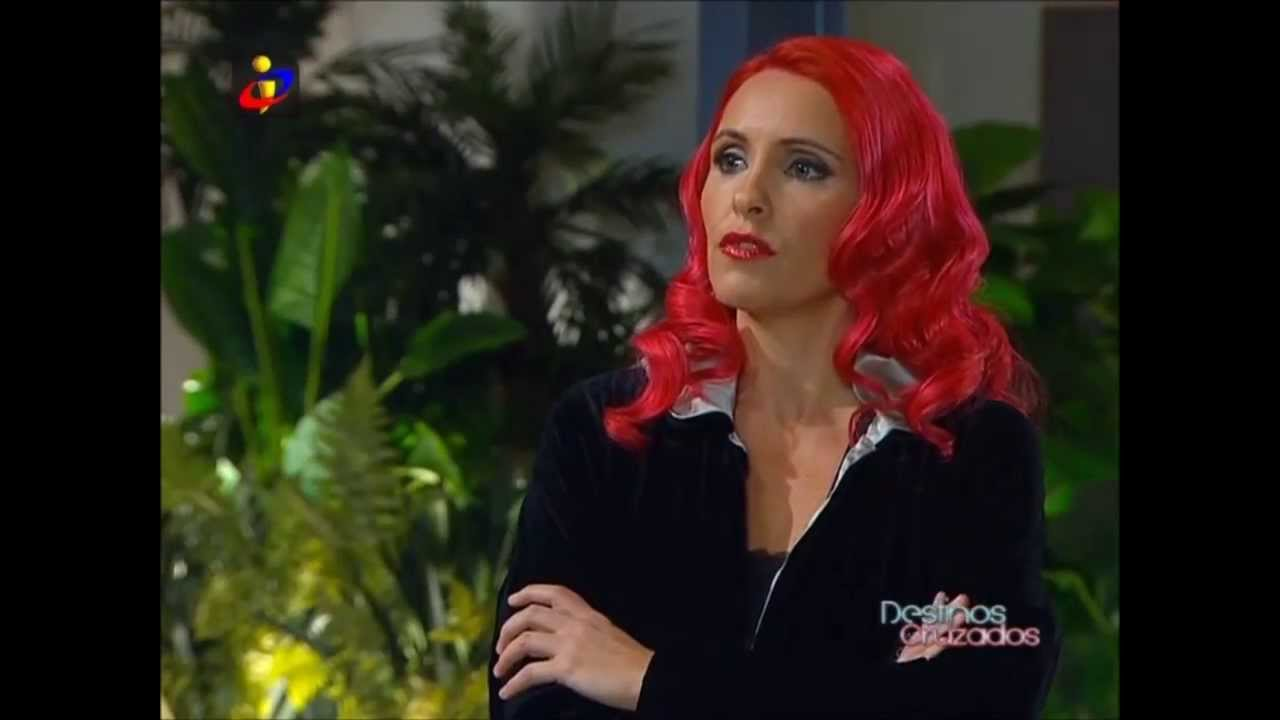 """Sofia Alves em """"Destinos Cruzados"""" Ep. 181 & 182 - YouTube"""