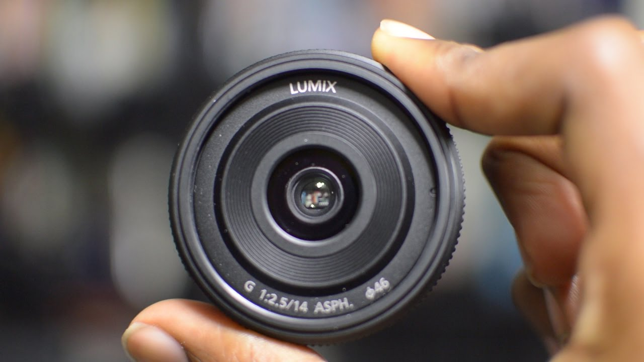 c23ce37ccf6 Panasonic Lumix 14mm Lens Review - YouTube