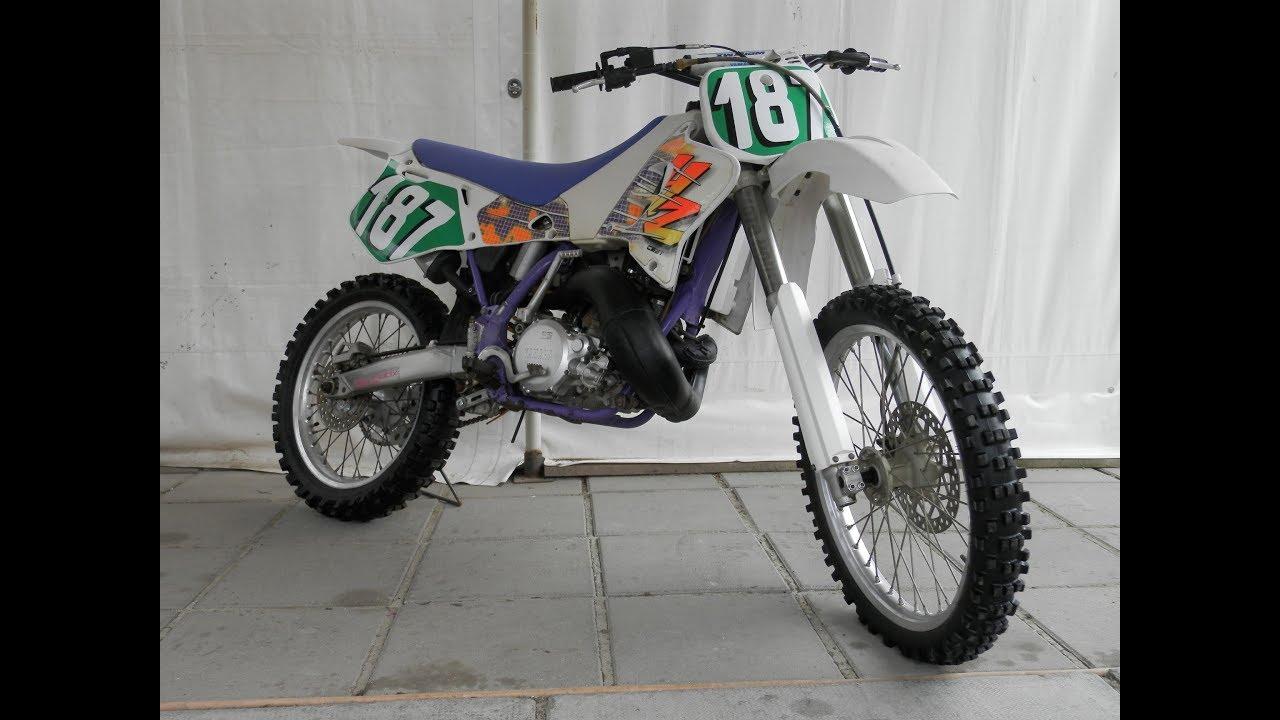 Yamaha Yz 250 1995