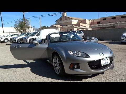 2015 Mazda Miata Los Angeles, Cerritos, Van Nuys, Santa ...