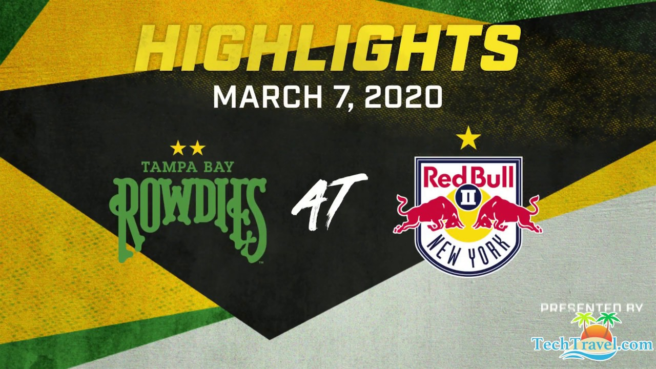 rowdies highlights at new york red bulls ii march 7 200 youtube rowdies highlights at new york red bulls ii march 7 200