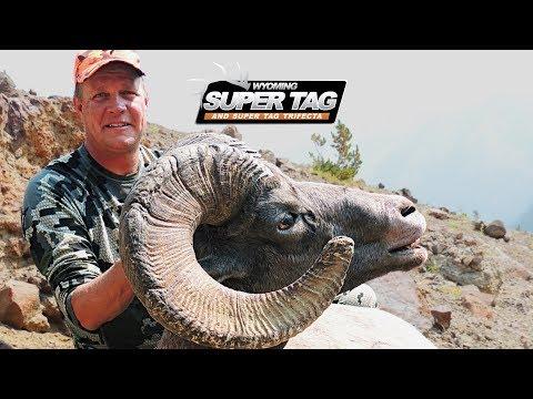 2018 Super Tag - Wyoming Hunting License Raffle