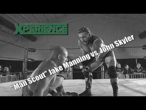 """Man Scout"" Jake Manning vs. John Skyler – Loser Gets 10 Lashings with a Belt"