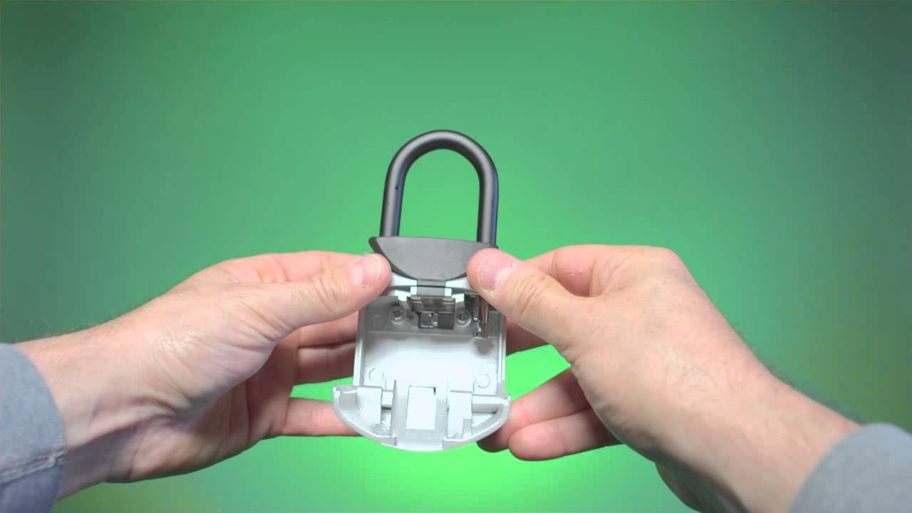 How To Use Your Wag Lock Box Youtube