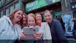 Wicked UK & Ireland Tour | Edinburgh Opening Night